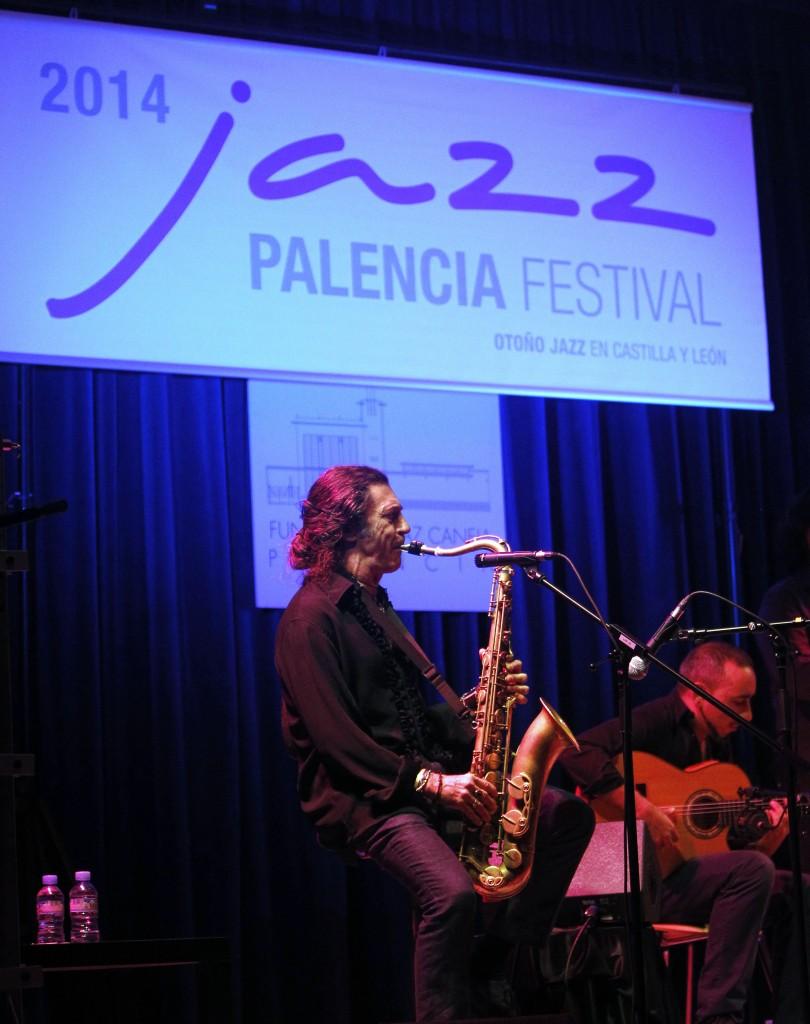 Jorge Pardo - Jazz Palencia